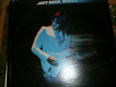 Schallplatte: Jeff Beck/Wired