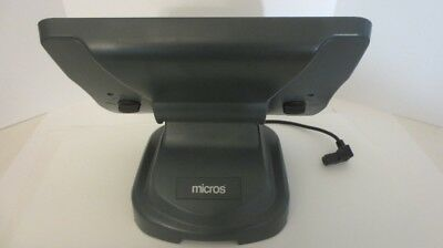 Lot of ( 3 ) Micros Workstation 5/5A Stand 400825-001