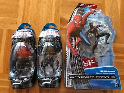 Venom Spiderman Figuren Titanium Hasbro Marvel