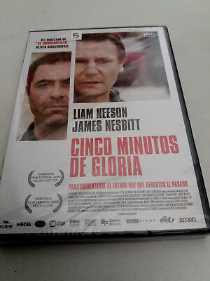 "Dvd ""Cinco Minutos De Gloria"" Precintado Sealed Oliver Hirschbiegel Liam Neeson"