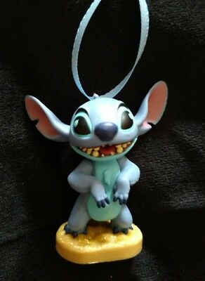 New Disney Lilo and Stitch- Classic Stitch Christmas Ornament