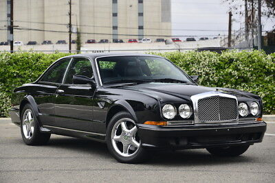 2000 Bentley Continental R Mulliner 2 owner, ALL RECORDS!, Wide Body Mulliner, original window sticker MUST SEE!