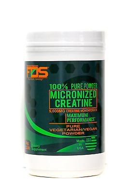 Best Micronized Creatine Powder Post Workout Protein 2.2LB (1KG) Unflavoured US