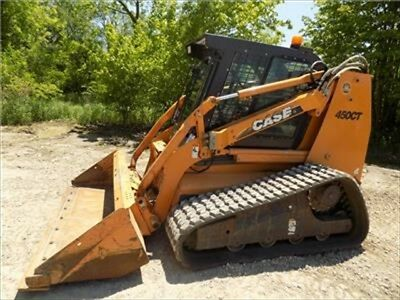 2006 Case 450CT Skid Steer Loader