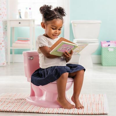 Summer Infant My Size Potty Toilet Trainer Pink High Quality Material Durable