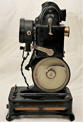 Pathe Baby Pathescope 9.5mm Film Motion Picture Projector Set 1922