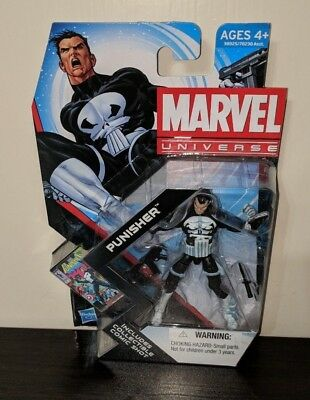 "MARVEL UNIVERSE 4"" PUNISHER FIGURE #13 Series 4"