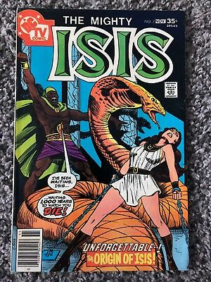 The Mighty Isis Comic Book #7