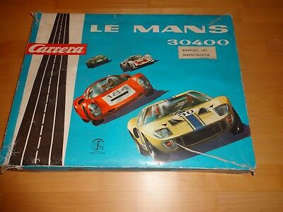 Carrera Universal , Le Mans Grundpackung,