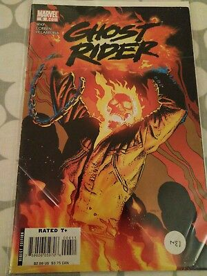 Ghost Rider Issue #6 (February 2007, Marvel Comics)