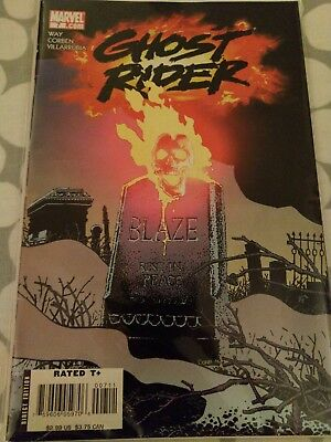 Ghost Rider Issue 7 2007