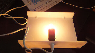Model LB-100 15W 240V 50hz small light box - Working in good condition