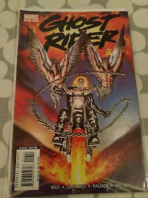 Ghost Rider Issue 17 2007