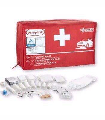 Sensiplast Car First Aid Kit BRAND NEW AND SEALED 44 Piece Set