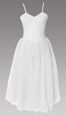 Sample Clearance sale 5 layers white camisole romantic tutus dress M/L Adult