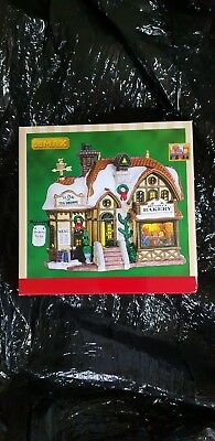 New and sealed Lemax Devaney's Bakery Tea Shoppe Christmas