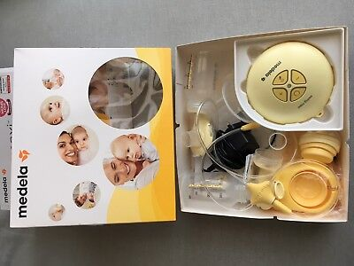Medela Swing Maxi Double Electric Breast Pump