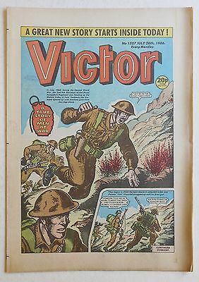 VICTOR Comic #1327 - 26th July 1986