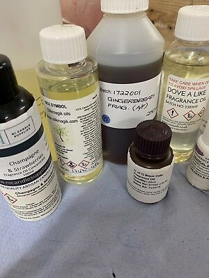 fragrance oils for candle making Soap Making Gifts Job Lot 14 Bottles