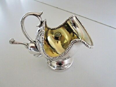 Silver Plated Sugar Scuttle & Scoop, Cooper Brothers & Sons Ltd, Sheffield