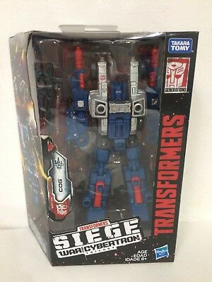 Transformers War For Cybertron: Siege Deluxe Class Autobot G1 Cog IN STOCK