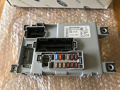 new genuine ford ka mk2 fuse box / body control module # 00518762480 / #  2019577