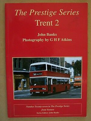 """trent 2"" Buses In The East Midlands. Road Transport Book."