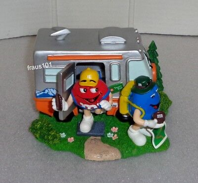 M&M's Hamilton Collection RV Sweet or What Collection ~ Sweet Adventures