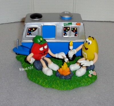 M&M's Hamilton Collection RV Sweet or What Collection ~ How Sweet It Is!