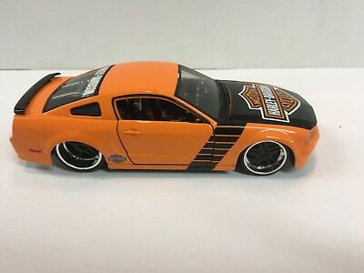 2006 Ford Mustang GT Harley Davidson 1/24 scale Diecast Maisto