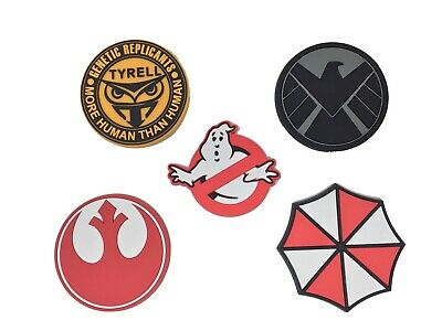 Movie Fridge Magnets Star Wars Resident Evil Bladerunner Avengers Ghostbusters
