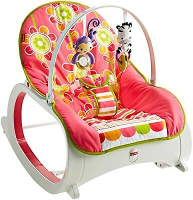 Infant-to-Toddler Rocker, Floral Confetti Fisher-Price