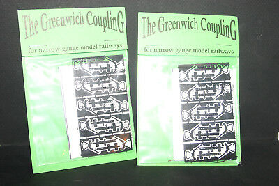 HOm HOe KIT THE GREENWICH COUPLING LOT BOUCLES ATTELAGES NEUFS NEW