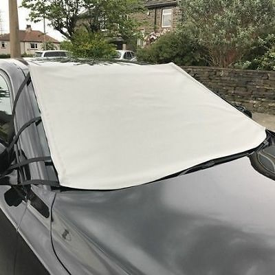 HEAVY DUTY WINDSCREEN COVER ICE SNOW PROTECTOR for AUDI TT RS 09-ON