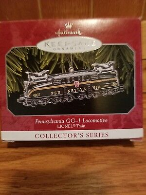 1998 Hallmark Lionel Train Christmas ornament, NIB