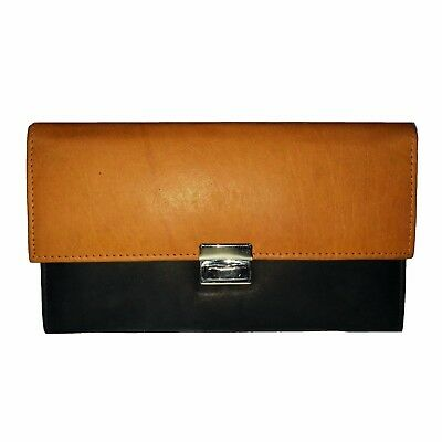 Leather Waiter Purse Taxi Wallet Server Case Purse Wallet Wallet