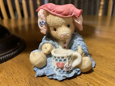 """Enesco This Little Piggy """"Stayed Home"""""""
