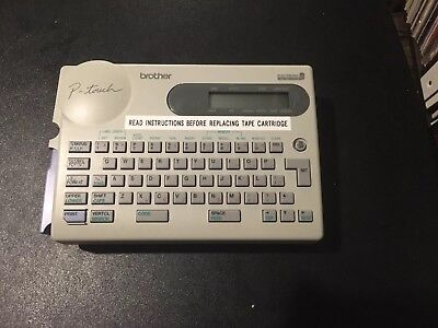 Brother P-Touch Label Maker - Model PT-25