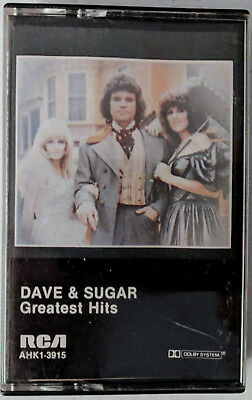 Dave & Sugar - Greatest Hits (cassette)