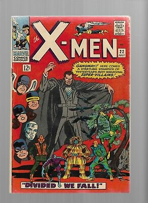 X-MEN 22  7.5  Silver Age Glossy Cover Comic