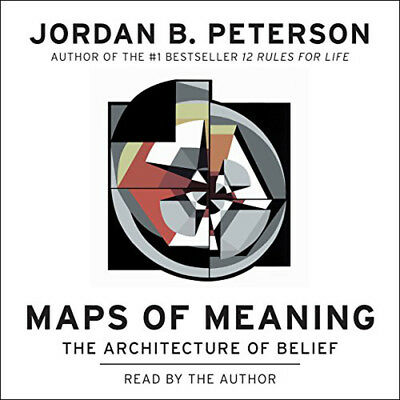 Maps of Meaning by Jordan B Peterson (Audiobook, MP3, No CD)