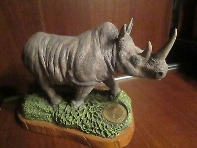 RHINO, issue by The William Holden Wildlife Foundation