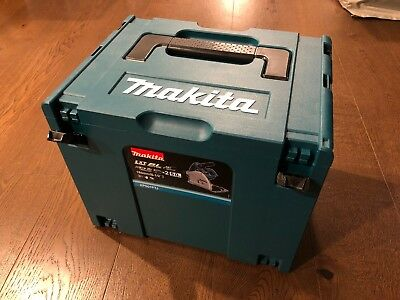 "Makita 197213-3 Interlocking Systainer X-Large 12-1/2"" 15-1/2"" 11-5/8"" Track Saw"