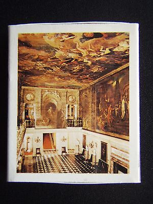 Chatsworth Derbyshire The Painted Hall Matchbox