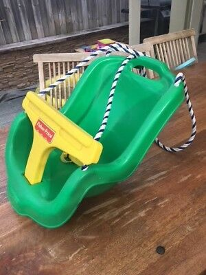 Fisher Price Baby Outdoor Swing excellent condition