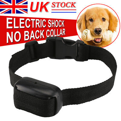 Anti Bark Electric Shock Dog Collar Stop Barking Pet Training Collar Practical