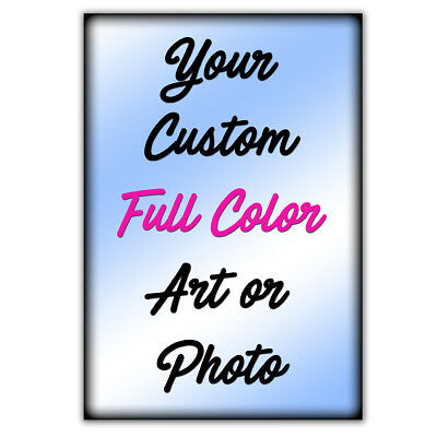 "24""x 36"" Glossy look Custom Printed Poster Your Photo Image Enlarged 12x12"" & up"