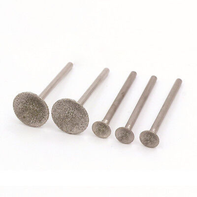0.5mm-16mm Diamond Burr Grinding Engraving Bit Concave For Glass Tiles Brick