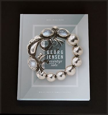Georg Jensen. A Tale Of Danish Silver. 150th Anniversary. Very nice book. NEW!