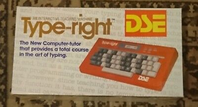 Vintage Dick Smith Type-Right Computer.